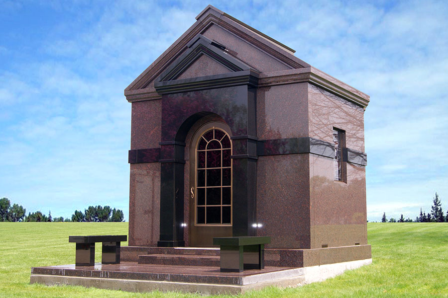 The Chopin Mausoleum